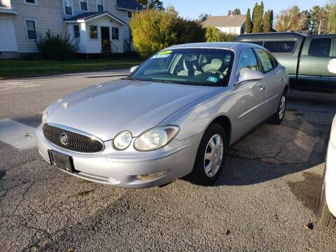 2006 Buick LaCrosse for sale at York Street Auto in Poultney VT