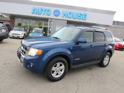 2008 Ford Escape Hybrid for sale at Auto House Motors in Downers Grove IL