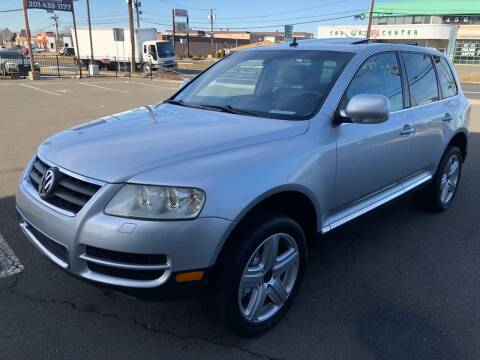 2005 Volkswagen Touareg for sale at MAGIC AUTO SALES in Little Ferry NJ