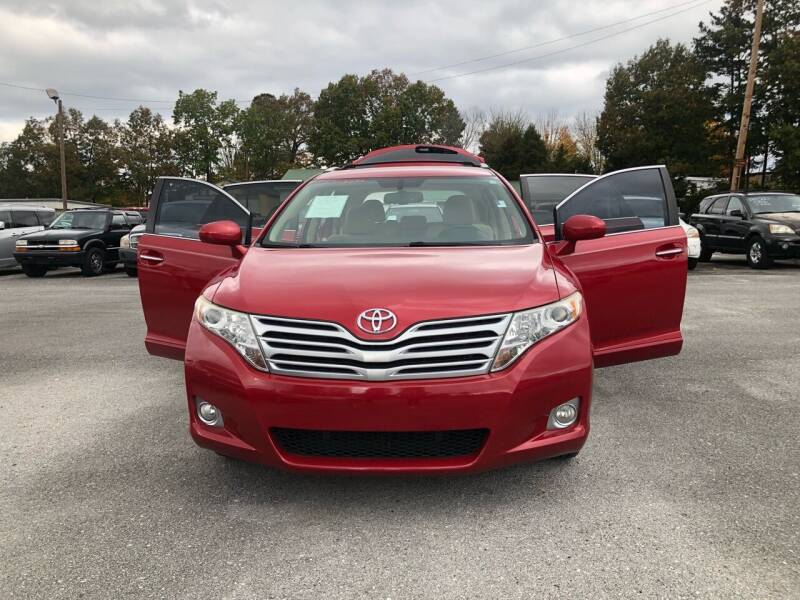 2010 Toyota Venza for sale at Morristown Auto Sales in Morristown TN