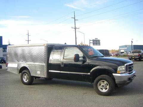 2003 Ford F-350 Super Duty for sale at NORTHWEST AUTO SALES LLC in Anchorage AK