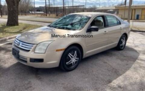 2007 Ford Fusion for sale at T-O-G Auto Sales, LLC. in Jonesboro GA