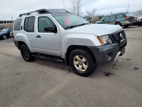 2009 Nissan Xterra for sale at JG Motors in Worcester MA