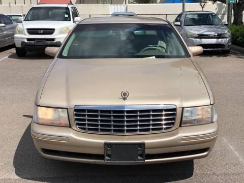 1998 Cadillac DeVille for sale at Carlando in Lakeland FL