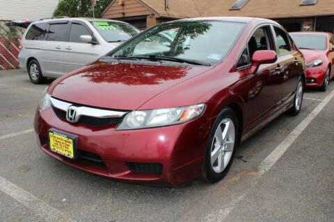 2010 Honda Civic for sale at Lodi Auto Mart in Lodi NJ