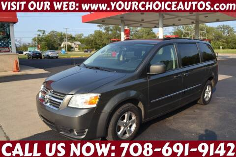 2010 Dodge Grand Caravan for sale at Your Choice Autos - Crestwood in Crestwood IL
