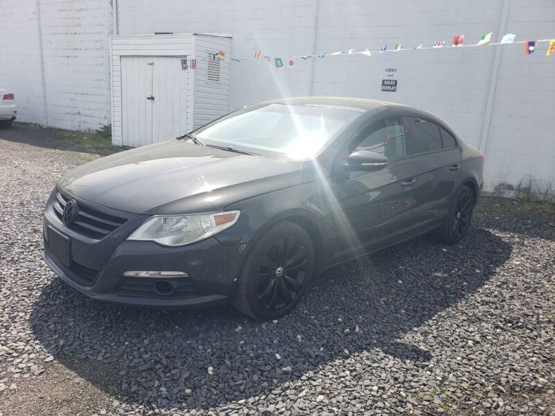 2012 Volkswagen CC for sale at CRS 1 LLC in Lakewood NJ