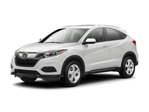2021 Honda HR-V for sale at BASNEY HONDA in Mishawaka IN