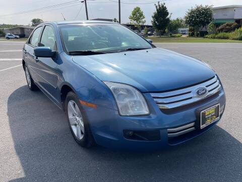 2009 Ford Fusion for sale at Shell Motors in Chantilly VA
