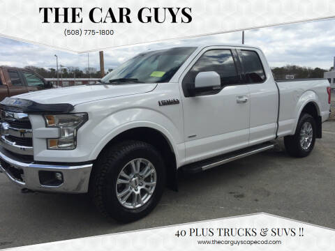 2015 Ford F-150 for sale at The Car Guys in Hyannis MA