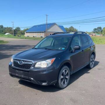 2016 Subaru Forester for sale at Prestige Pre - Owned Motors in New Windsor NY