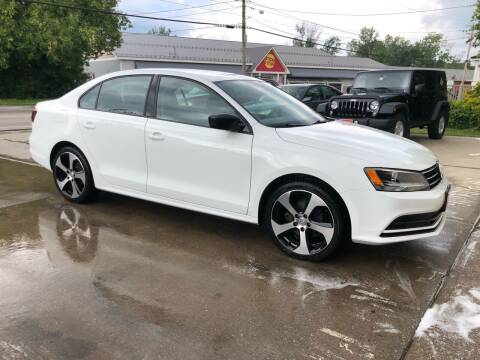 2016 Volkswagen Jetta for sale at Dussault Auto Sales in Saint Albans VT