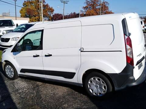 2017 Ford Transit Connect Cargo for sale at Groesbeck TRUCK SALES LLC in Mount Clemens MI