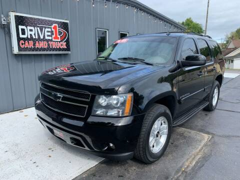 2009 Chevrolet Tahoe for sale at Drive 1 Car & Truck in Springfield OH