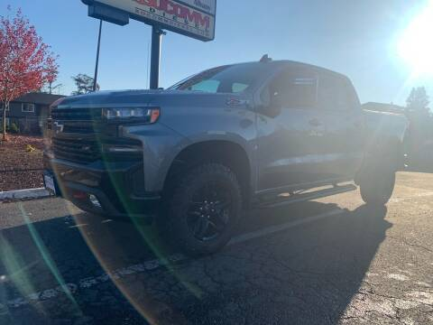 2019 Chevrolet Silverado 1500 for sale at South Commercial Auto Sales in Salem OR