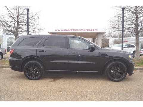 2015 Dodge Durango for sale at BLACKBURN MOTOR CO in Vicksburg MS