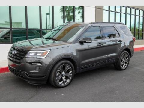 2018 Ford Explorer for sale at REVEURO in Las Vegas NV