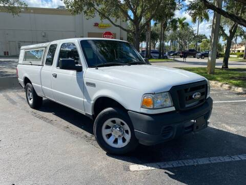 2011 Ford Ranger for sale at Car Net Auto Sales in Plantation FL