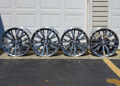 """Land Rover SVR 21""""  WHEELS for sale at A F SALES & SERVICE in Indianapolis IN"""