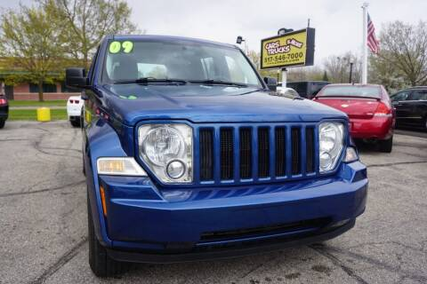 2009 Jeep Liberty for sale at Cars Trucks & More in Howell MI