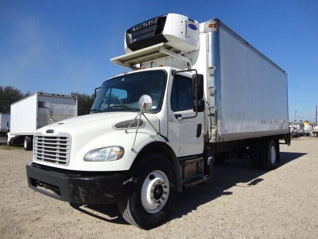 2013 Freightliner M2 106 for sale at Regio Truck Sales in Houston TX
