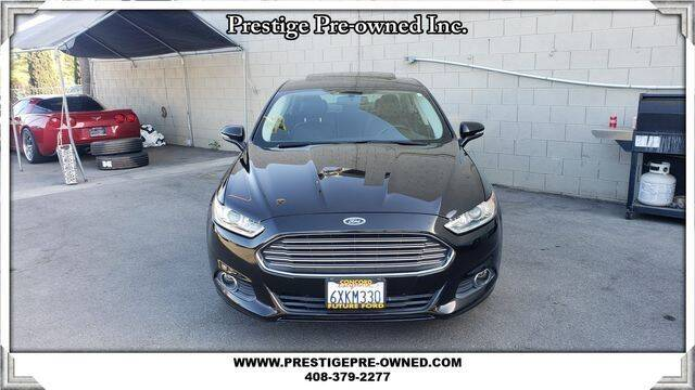 2013 Ford Fusion Hybrid for sale in Campbell, CA