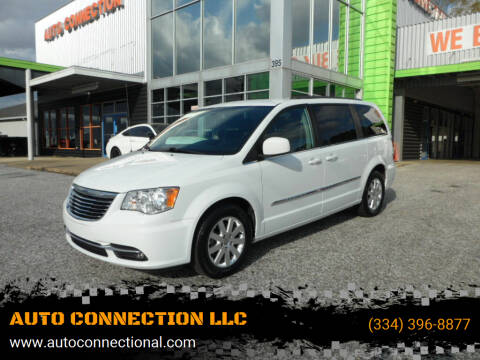 2016 Chrysler Town and Country for sale at AUTO CONNECTION LLC in Montgomery AL