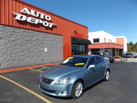2009 Lexus IS 250 for sale at Auto Depot - Nashville in Nashville TN