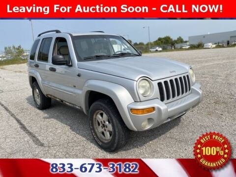2002 Jeep Liberty for sale at Glenbrook Dodge Chrysler Jeep Ram and Fiat in Fort Wayne IN