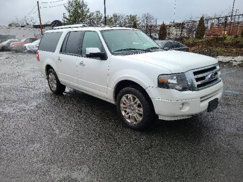 2012 Ford Expedition EL for sale at BETTER BUYS AUTO INC in East Windsor CT