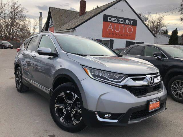 2019 Honda CR-V for sale at Discount Auto Brokers Inc. in Lehi UT
