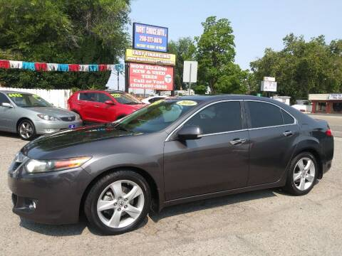 2010 Acura TSX for sale at Right Choice Auto in Boise ID
