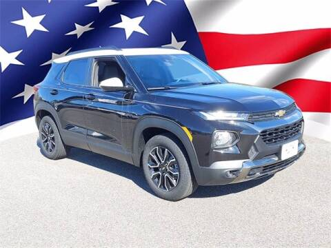 2021 Chevrolet TrailBlazer for sale at Gentilini Motors in Woodbine NJ