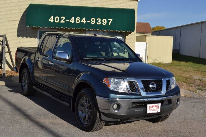 2014 Nissan Frontier for sale at Eastep's Wheels in Lincoln NE