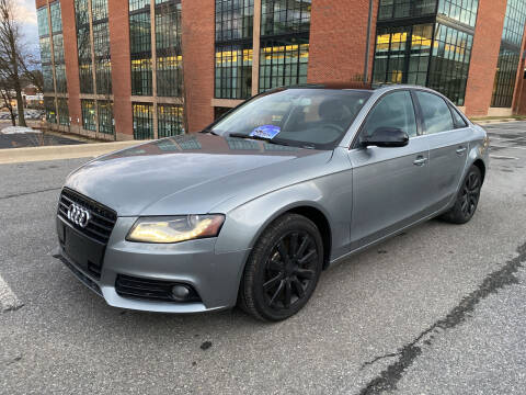 2010 Audi A4 for sale at Auto Wholesalers Of Rockville in Rockville MD