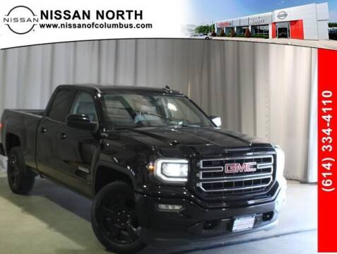 2018 GMC Sierra 1500 for sale at Auto Center of Columbus in Columbus OH