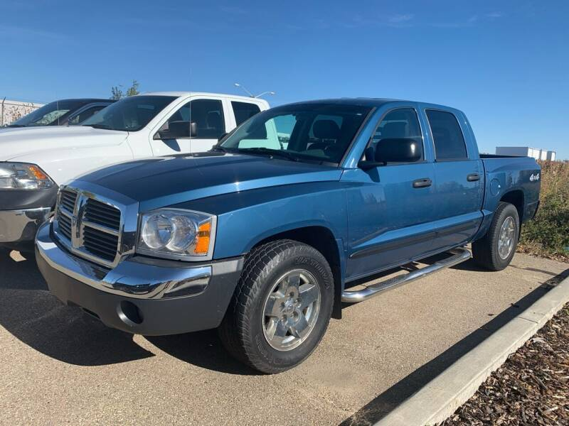 2005 Dodge Dakota for sale at Truck Buyers in Magrath AB