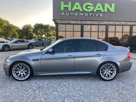 2011 BMW M3 for sale at Hagan Automotive in Chatham IL