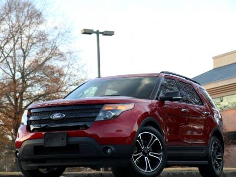 2013 Ford Explorer for sale at Carma Auto Group in Duluth GA