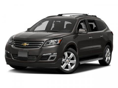 2017 Chevrolet Traverse for sale at DON'S CHEVY, BUICK-GMC & CADILLAC in Wauseon OH