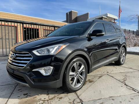 2014 Hyundai Santa Fe for sale at A.I. Monroe Auto Sales in Bountiful UT