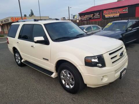 2007 Ford Expedition for sale at Showcase Luxury Cars II in Pinedale CA