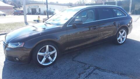 2011 Audi A4 for sale at BBC Motors INC in Fenton MO