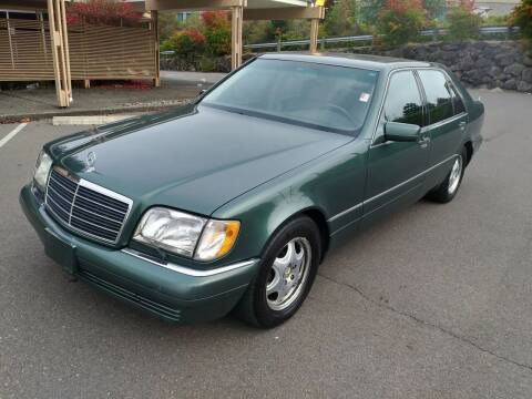 1996 Mercedes-Benz S-Class for sale at South Tacoma Motors Inc in Tacoma WA