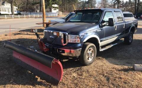 2006 Ford F-250 Super Duty for sale at Official Auto Sales in Plaistow NH
