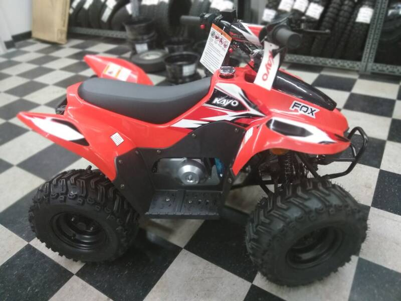 2021 Kayo Fox 70cc for sale at Irv Thomas Honda Suzuki Polaris in Corpus Christi TX