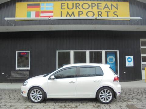2013 Volkswagen Golf for sale at EUROPEAN IMPORTS in Lock Haven PA