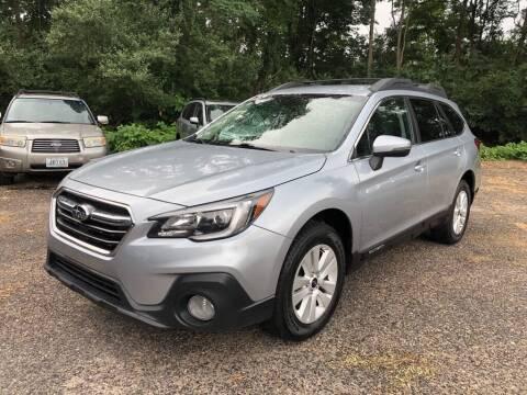 2018 Subaru Outback for sale at KINGSTON AUTO SALES in Wakefield RI