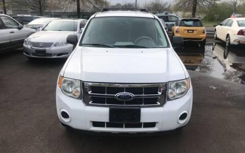 2008 Ford Escape for sale at Vuolo Auto Sales in North Haven CT