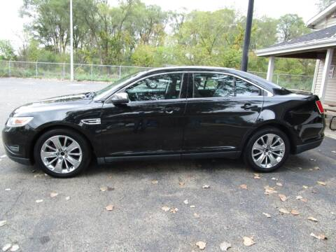 2010 Ford Taurus for sale at Best Buy Auto Sales of Northern IL in South Beloit IL